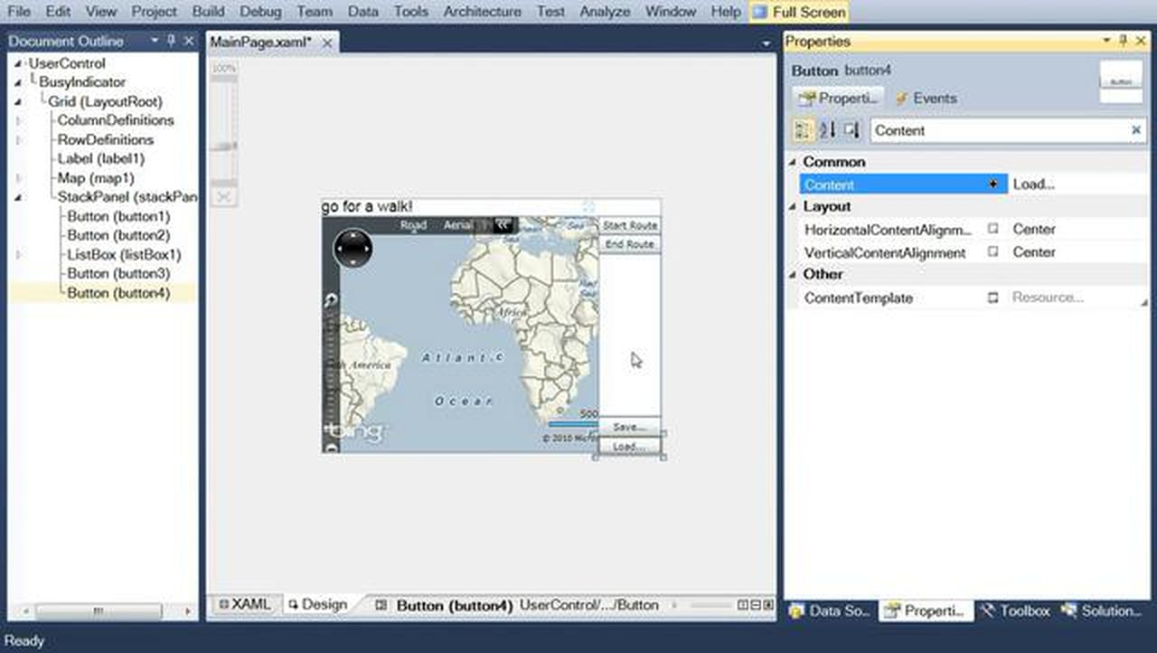 An Introduction to Microsoft Silverlight 4 – Part 2