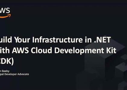 Build a .NET Infrastructure on AWS Cloud