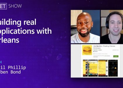 Build Applications with Microsoft Orleans