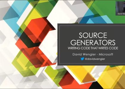 C# Source Code Generators