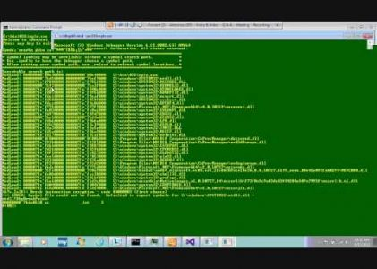 Debugging Windows Applications