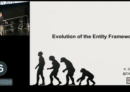 Entity Framework Evolution