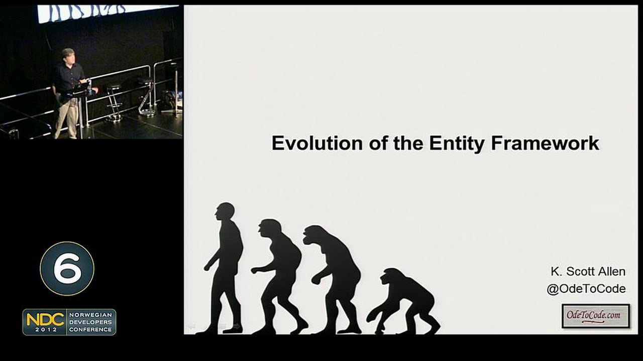 Entity Framework Evolution
