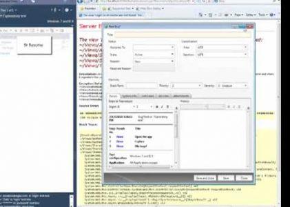 Exploratory Testing in Visual Studio 2010