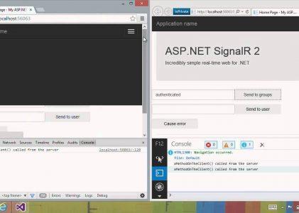 Introducing ASP.NET SignalR 2