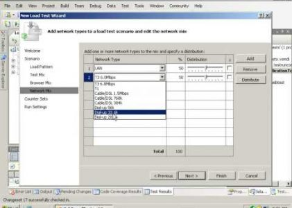 Load Test with Visual Studio Team System