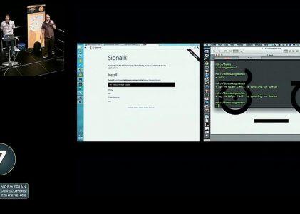 NodeJS versus ASP. NET