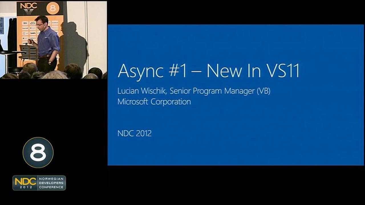 Responsive Programming with Visual Studio