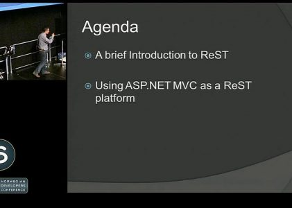 REST with ASP.NET MVC