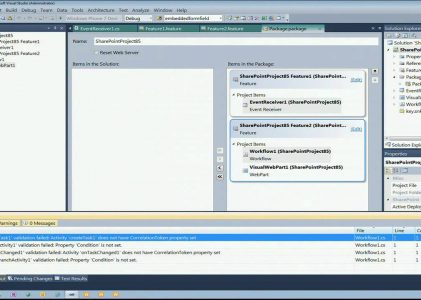 SharePoint Development with Microsoft Visual Studio 2010