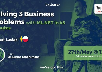 Solving Business Problems with ML.NET