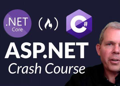 ASP.NET Core Course: Build a C# App in One Hour